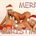 Sexy Christmas Girls